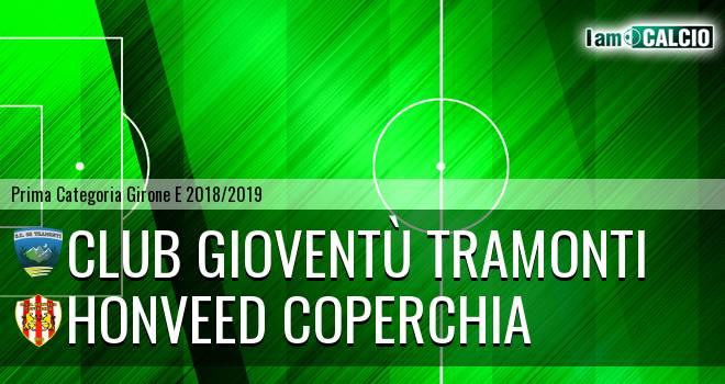 Club Gioventù Tramonti - Honveed Coperchia