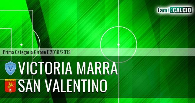Victoria Marra - San Valentino