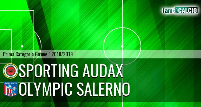 Sporting Audax - Olympic Salerno
