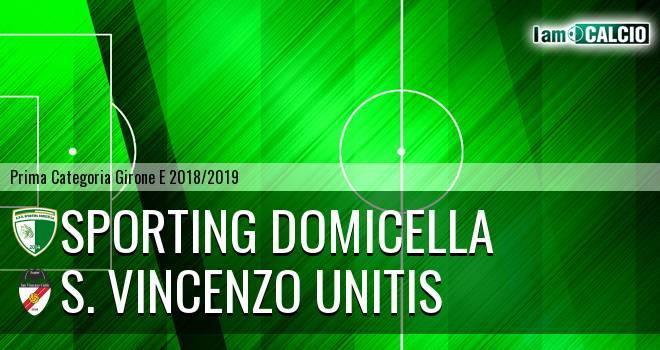 Sporting Domicella - S. Vincenzo Unitis