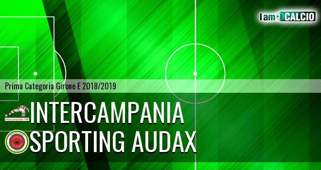 Intercampania - Sporting Audax