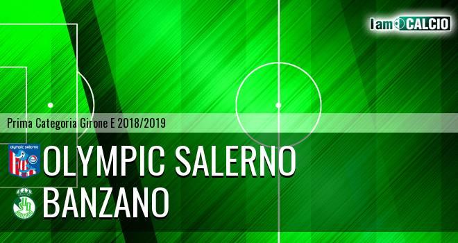 Olympic Salerno - Banzano Montoro