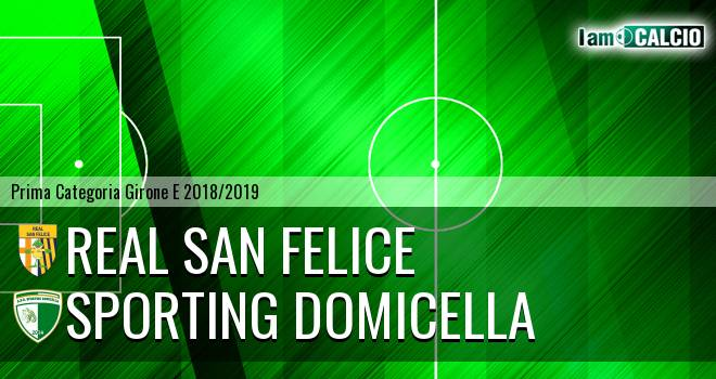 Real San Felice - Sporting Domicella