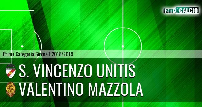 S. Vincenzo Unitis - Valentino Mazzola