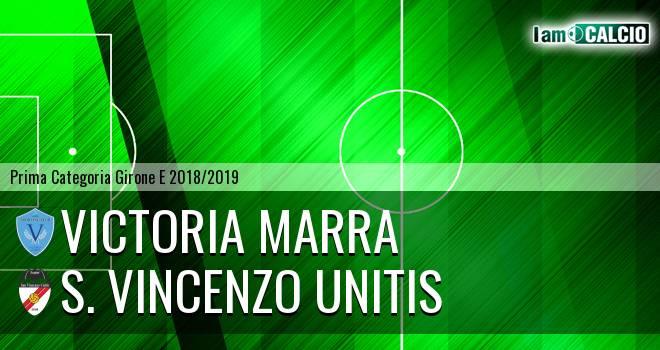 Victoria Marra - S. Vincenzo Unitis