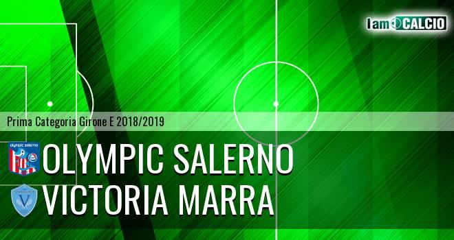 Olympic Salerno - Victoria Marra