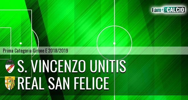 S. Vincenzo Unitis - Real San Felice