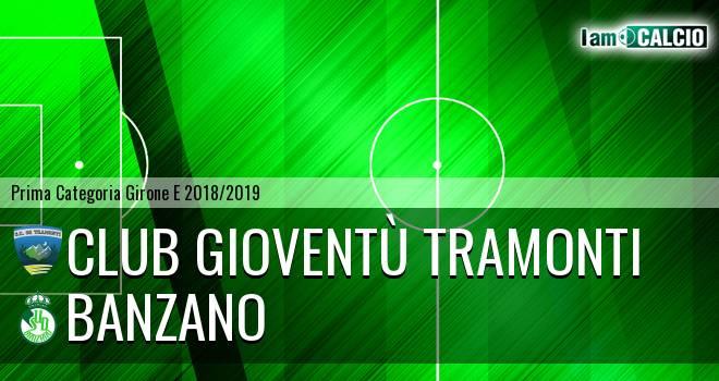 Club Gioventù Tramonti - Banzano Montoro