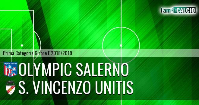 Olympic Salerno - S. Vincenzo Unitis
