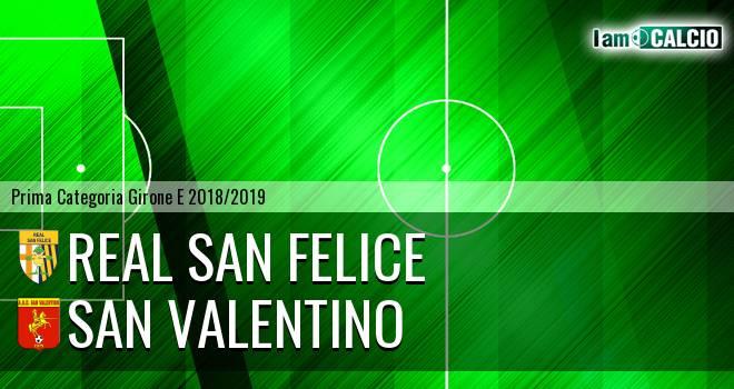 Real San Felice - San Valentino