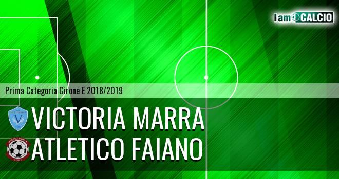Victoria Marra - Atletico Faiano