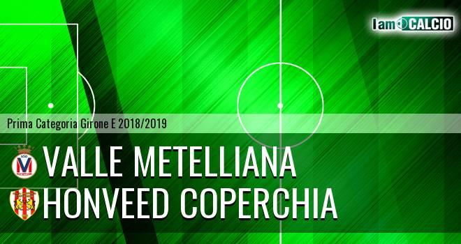 Valle Metelliana - Honveed Coperchia