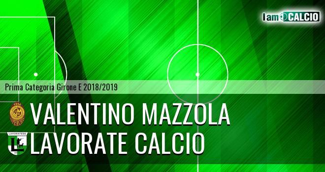Valentino Mazzola - Lavorate Calcio