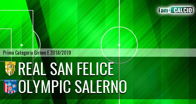 Real San Felice - Olympic Salerno
