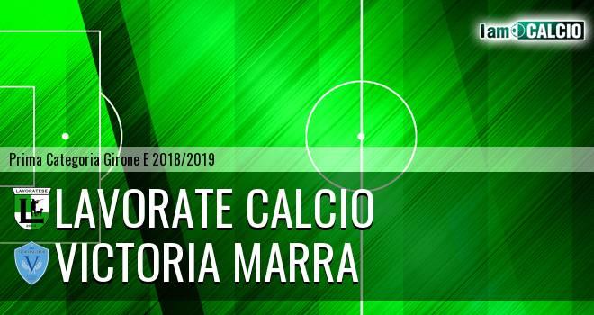 Lavorate Calcio - Victoria Marra