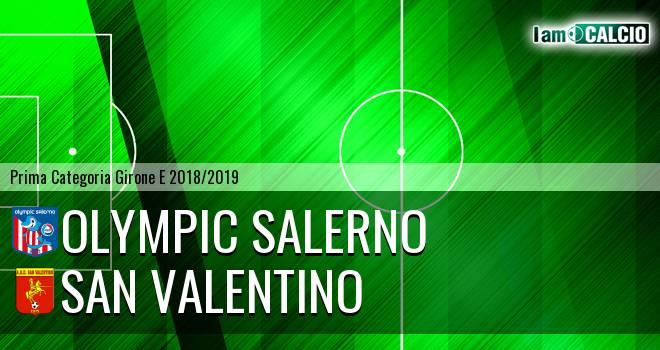 Olympic Salerno - San Valentino