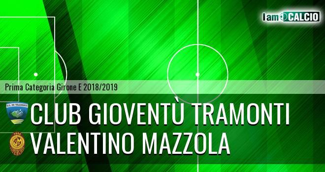 Club Gioventù Tramonti - Valentino Mazzola