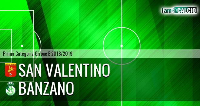 San Valentino - Banzano