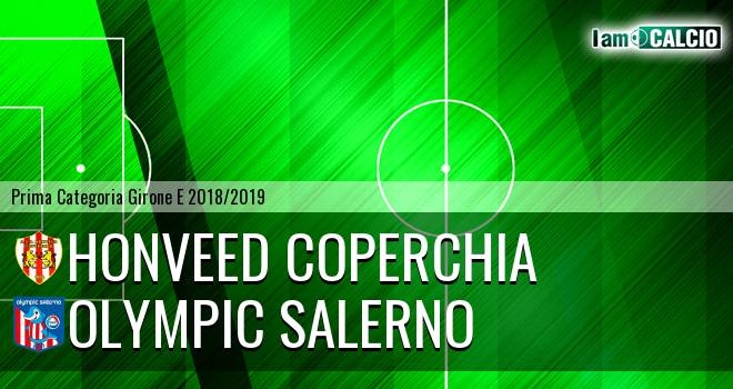 Honveed Coperchia - Olympic Salerno