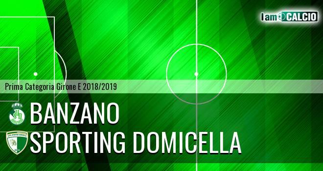 Banzano Montoro - Sporting Domicella