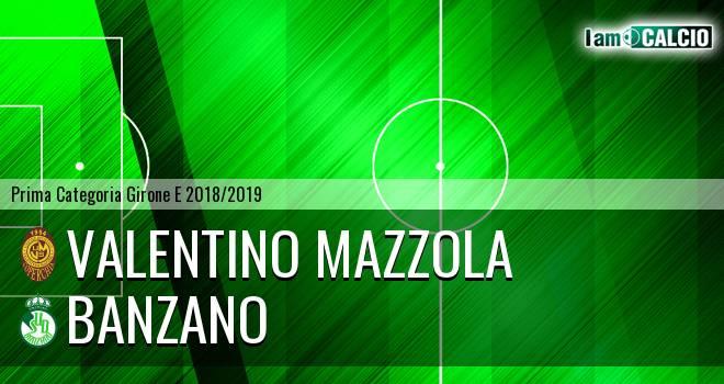 Valentino Mazzola - Banzano Montoro