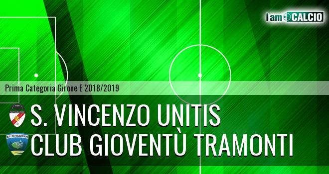 S. Vincenzo Unitis - Club Gioventù Tramonti