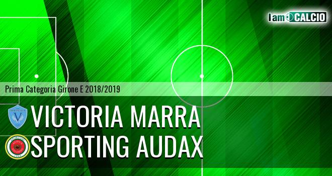 Victoria Marra - Sporting Audax