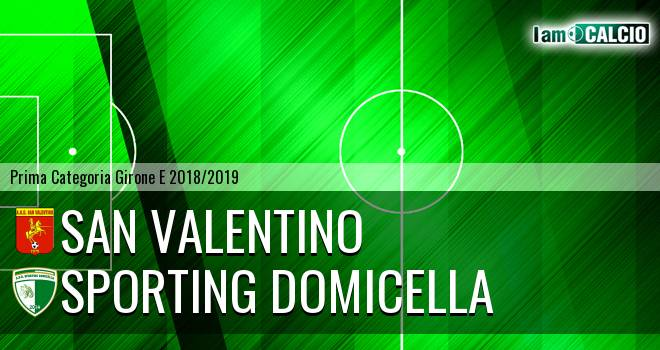 San Valentino - Sporting Domicella