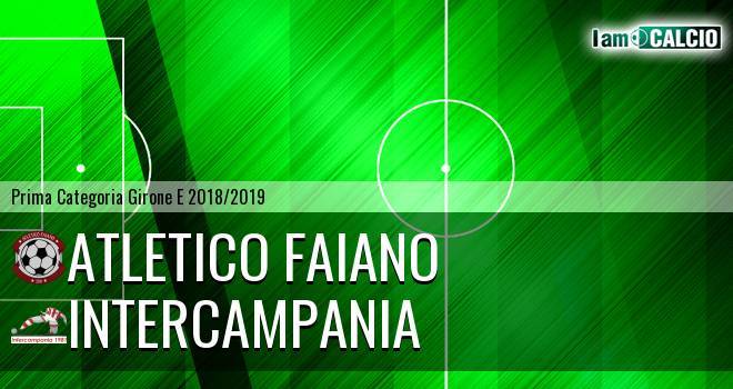 Atletico Faiano - Intercampania