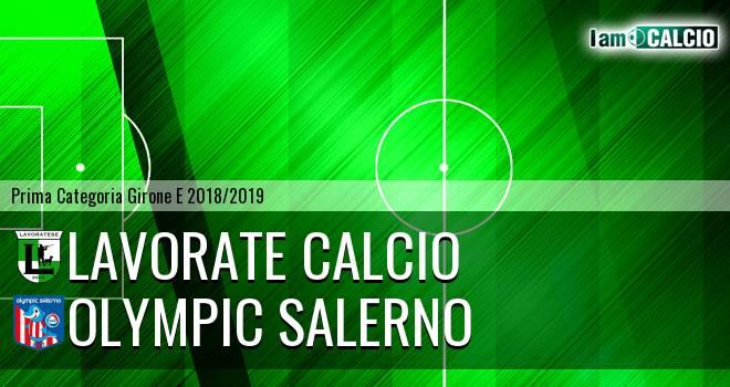 Lavorate Calcio - Olympic Salerno