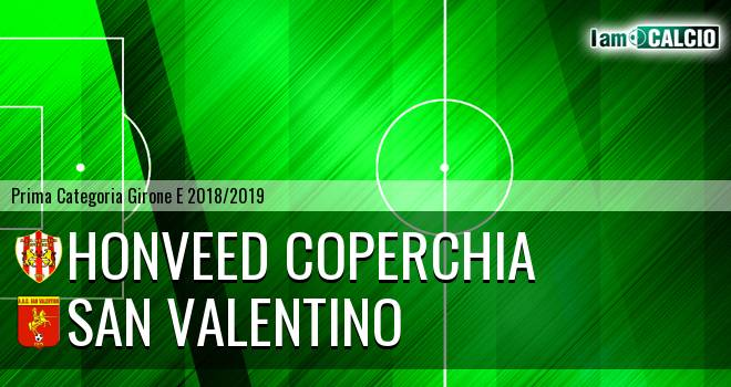 Honveed Coperchia - San Valentino