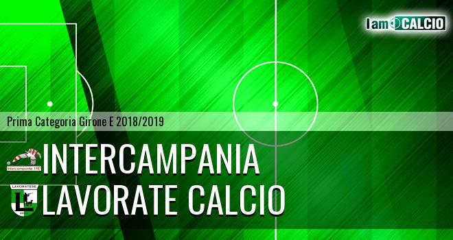 Intercampania - Lavorate Calcio