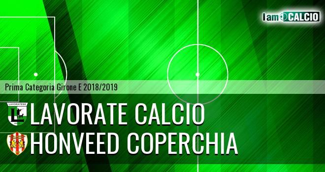Lavorate Calcio - Honveed Coperchia