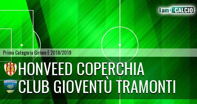 Honveed Coperchia - Club Gioventù Tramonti