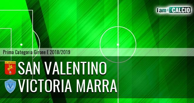 San Valentino - Victoria Marra
