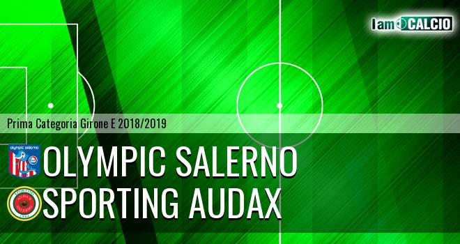 Olympic Salerno - Sporting Audax