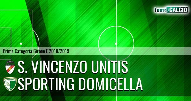 S. Vincenzo Unitis - Sporting Domicella