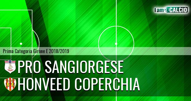 Pro Sangiorgese - Honveed Coperchia