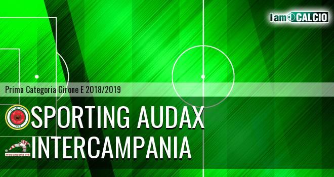 Sporting Audax - Intercampania