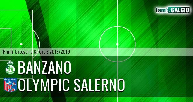 Banzano - Olympic Salerno