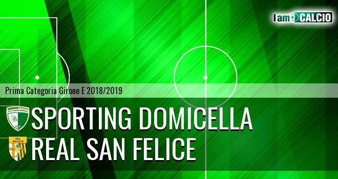 Sporting Domicella - Real San Felice