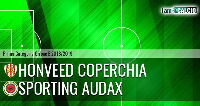 Honveed Coperchia - Sporting Audax