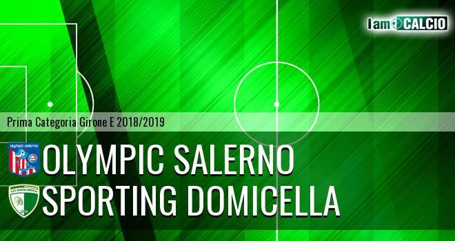 Olympic Salerno - Sporting Domicella