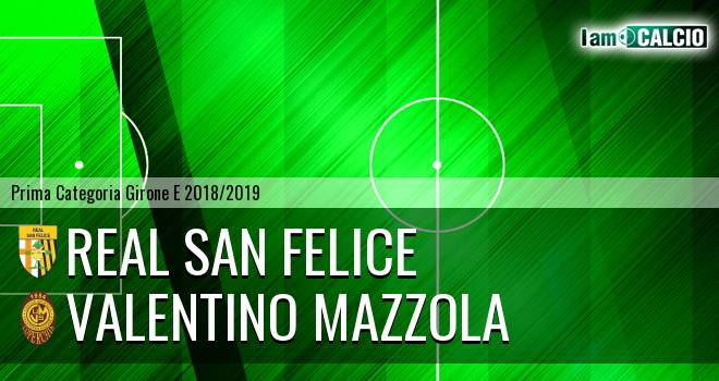 Real San Felice - Valentino Mazzola