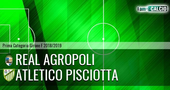 Real Agropoli - Atletico Pisciotta