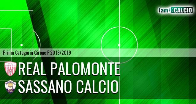 Polisportiva Real Palomonte - Sassano Calcio