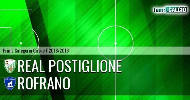 Real Postiglione - Rofrano