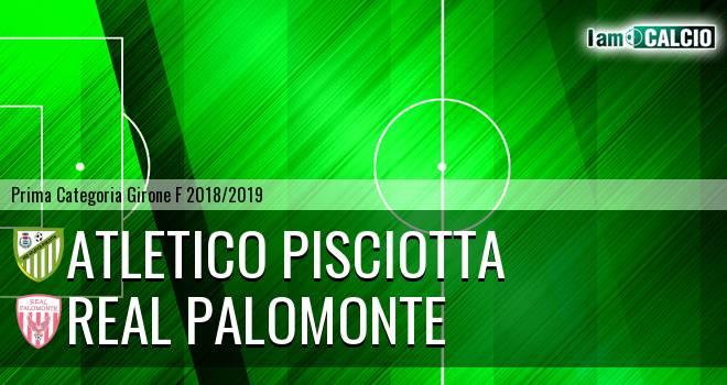 Atletico Pisciotta - Polisportiva Real Palomonte