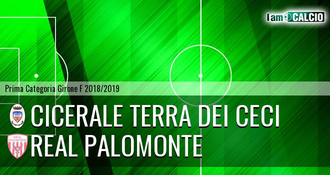 Cicerale Terra dei Ceci - Polisportiva Real Palomonte