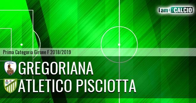Gregoriana - Atletico Pisciotta